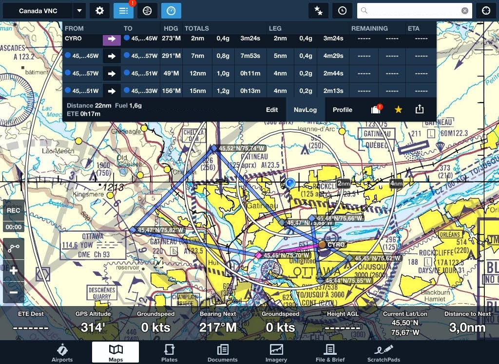 foreflight_runway27_Flyday_circuit_MOD